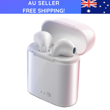 Wireless Bluetooth Earphone headset Ear Pods With Charging Box for iPhone