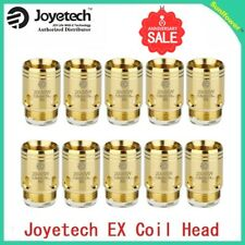 Original 10pcs 0Joye-tech EX Coiil 1.2ohm & 0.5ohm Head for Exceed Series T-ank