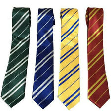 Harry Potter Costume Cosplay Gryffindor Ravenclaw Hufflepuff Slytherin Tie
