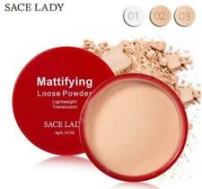 Face Setting Powder Makeup 3 Colors Smooth Loose Powder Translucent Matte Finish