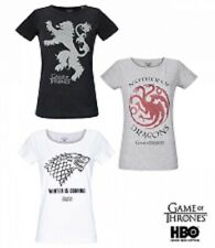 Official Womens Game of Thrones Short Sleeve T Shirt New 2019