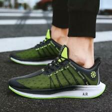 Fashion Men Running Jogging Mesh Sneakers Sport Breathable Casual Shoes Trainers