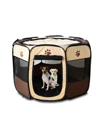 Pet Dog Cat Crate Kennel Cage Bed Pad Cushion Warm Soft /House Cage Dog Cat