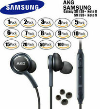OEM Samsung S8 S9 S10 Note8 AKG Earphones Headphone Headset Ear Bud EO-IG955 Lot