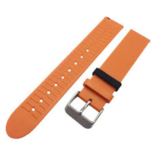 TPE Rubber Wrist Band Replacement Strap for Withings Activite Pop / Steel Watch