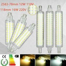 R7S 78mm 118mm LED Floodlight Corn Bulbs 2835 SMD 12W 16W Replace Halogen Lamps