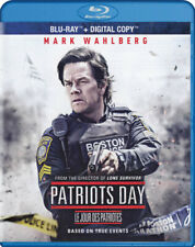 PATRIOTS DAY (BLU-RAY + DIGITAL COPY) (BLU-RAY) (BILINGUAL) (BLU-RAY)