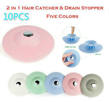 Sink Drain Anti-odor Stopper Strainer Hair Catcher Kitchen Shower Plug Bathtub