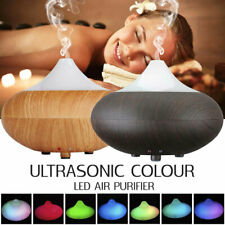 3 in 1 LED Ultrasonic Aroma Essential Oil Diffuser  Air  Purifier Humidifier New