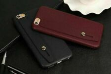 For Apple Iphone X/7 Plus/6S Skin Shell Mobile Cell-Phone Case Cover Leather