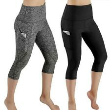 Workout Out Pocket Leggings Fitness Sports Gym Running short Athletic Pants