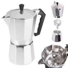 Continental Steam-infusion 50ml- 600ml Stainless Steel Espresso Coffee Maker Kit