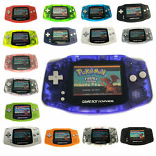 Nintendo Game Boy Advance GBA Game Console w/ AGS-101 Backlight Backlit Mod