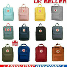 Waterproof Fjallraven Kanken Backpack Unisex School Sport bag Travel Rucksack UK