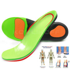 Orthotic Insoles for Plantar Fasciitis Flat Feet High Arch Support Shoe Inserts
