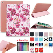 Smart Folio Magnetic Leather Case Cover Stand For iPad Mini Air Pro 1 2 3 4 5