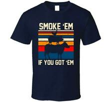 NEW SMOKE EM IF YOU GOT EM BBQ FOOD T SHIRT USA SIZE S M L XL 2XL 3XL HA1