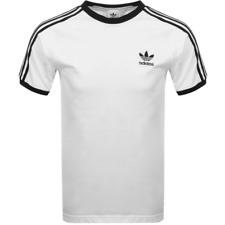 Adidas Crew Neck T-shirts Men's California Retro Originals Essentials Best Gift