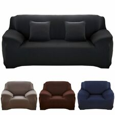 1/2/3/4 Seater Sofa Covers Slipcover Elastic Stretch Settee Protector Couch