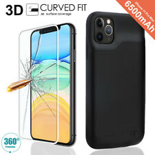 6500mAh Battery Charger Case Power Cover For Apple iPhone XS Max, 11 Pro Max