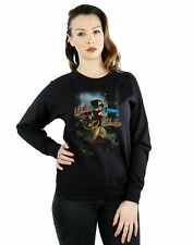 DC Comics Women's Wonder Woman Bombshell Cover Sweatshirt