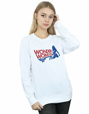 DC Comics Women's Wonder Woman Seventy Five Sweatshirt