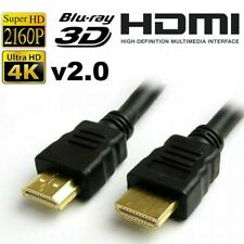 PREMIUM ULTRAHD HDMI CABLE HIGH SPEED 4K 2160p 3D LEAD 3M 5M Xbox PlayStation 4
