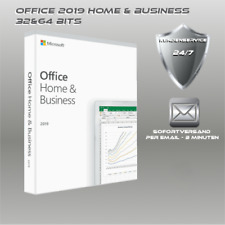 Office 2019 Home&Business/Home&Student/PP - 1-5PC - 32&64Bits - E-Mail-Versand