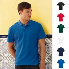 Fruit of the loom Herren Poloshirt Screen Stars Original Polo Shirt Polohemd