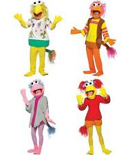 Adult Kids TV Show Jim Henson's Fraggle Rock Character Puppet Pal Costume