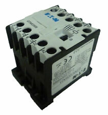 EATON GT Line - MINI Contactor range 4KW 9A 3 pole +open Auxiliary FROM £5.86 ea