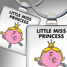 MR MEN or LITTLE MISS KEYRING  - CHOICE OF 8 DESIGNS
