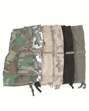 "Bermuda Short ""Paratrooper"" washed khaki, Army, Outdoor        -NEU-"