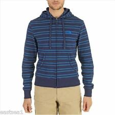 The North Face M Striped Heritage Hoodie Kapuzenjacke deepwater blue XXL 58