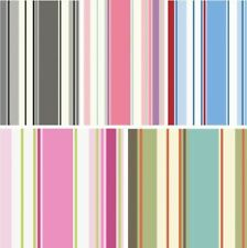 NEW LUXURY HOLDEN POPPINS STRIPE CHILDRENS KIDS BEDROOM NURSERY  WALLPAPER ROLL