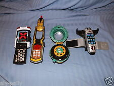POWER RANGERS WRIST MORPHERS PLAY TOY MORPHER RANGER FREE UK POSTAGE