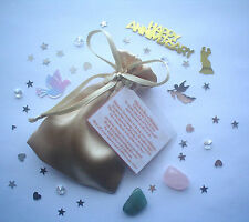 BAG OF ANNIVERSARY BLESSINGS SILVER PEARL RUBY GOLDEN DIAMOND WEDDING CARD GIFT