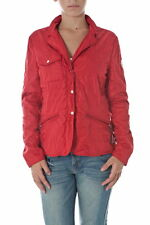 GIUBBINO MONCLER DONNA WOMAN JACKET 490Eur -30% 21093353010568065 VENAN RED