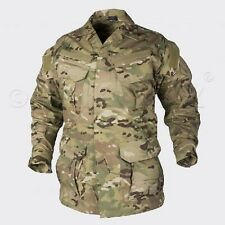 HELIKON TEX SFU Special Forces US Combat Jacke CAMOGROM Army coat shirt Jacket