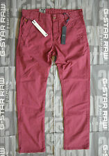✰NEU/G-STAR Raw Herren Chino Hose Größe W32 34 36 L32 30 34 SLIM FIT  CL BRONSON