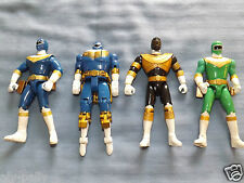 ZEO POWER RANGERS RANGER CHOOSE YOUR FIGURE LOTS TO CHOOSE FROM FREE UK POSTAGE