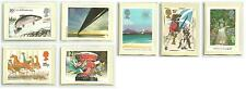 1983 All Commemorative Mint PHQ cards issued throughout the Year Sold seperately