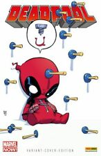 MARVEL BABY VARIANT´S(deutsch) ab 1 MARVEL NOW Spider-Man,Avengers SKOTTIE YOUNG