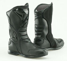 stivali moto prexport gt1000 gt 1000 sport touring in pelle leather boots wp