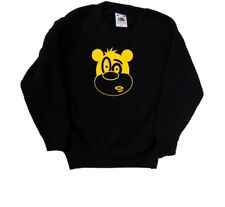 Cartoon Bear Kids Sweatshirt