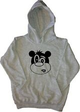 Cartoon Bear Kids Hoodie Sweatshirt