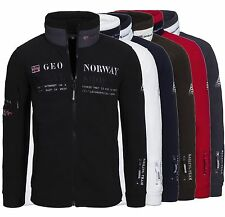 Geographical Norway UGO Herren Fleecejacke Fleece Jacke  Gr. S-XXL
