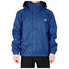 THE NORTH FACE M RESOLVE Jacke Wetterjacke Regenjacke mountain blue S 46
