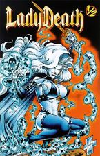 LADY DEATH:THE RECKONING deutsch  #1/2,1,2+3  +  VARIANT-COVER Chaos Deutschland