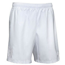 Mens Manchester City 2010/11 White FC Home Football Shorts Mens Size